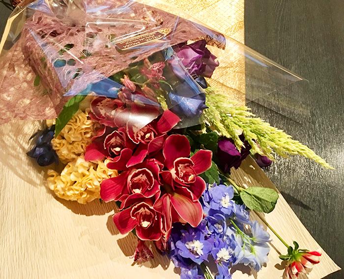 お花のご用意もできます